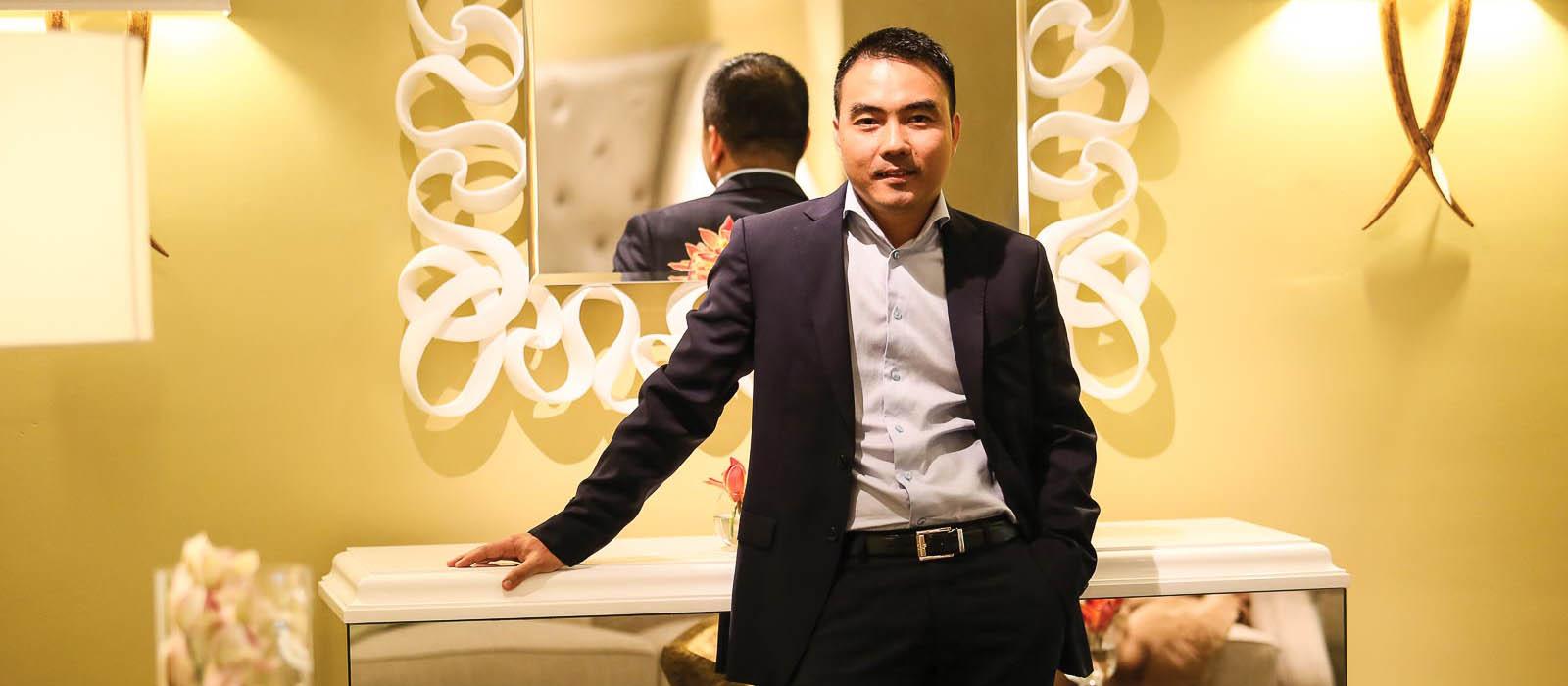 Phạm Cao Đông - Tổng giám đốc CDC Home Design Center
