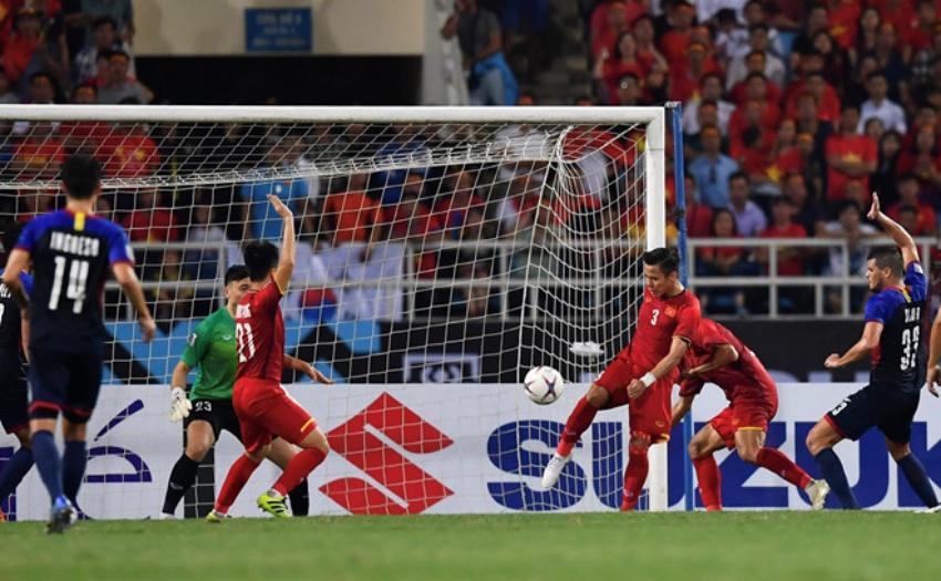 Việt Nam vào chung kết AFF Cup