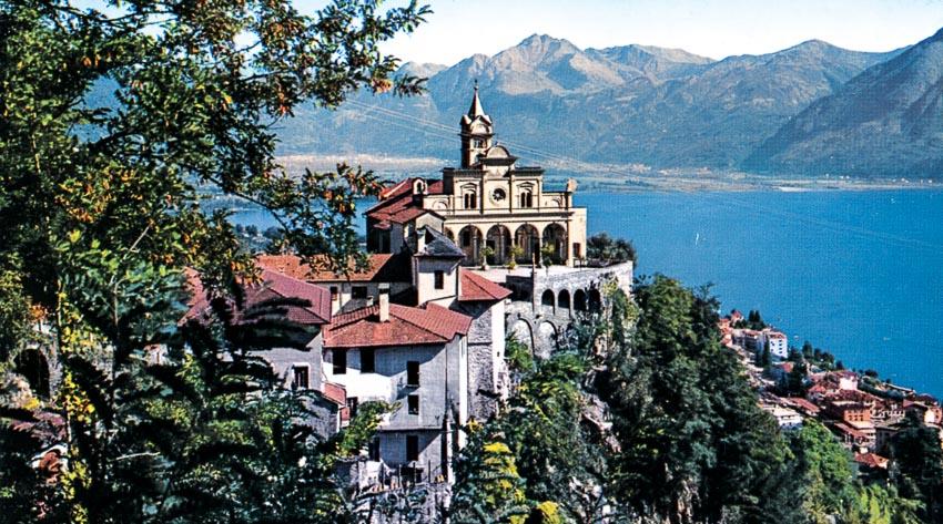 Nhà thờ Đức Mẹ Đồng trinh ở Locarno
