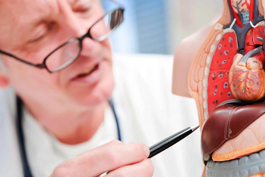 5 biểu hiện của gan nhiễm mỡ phải đề phòng 2