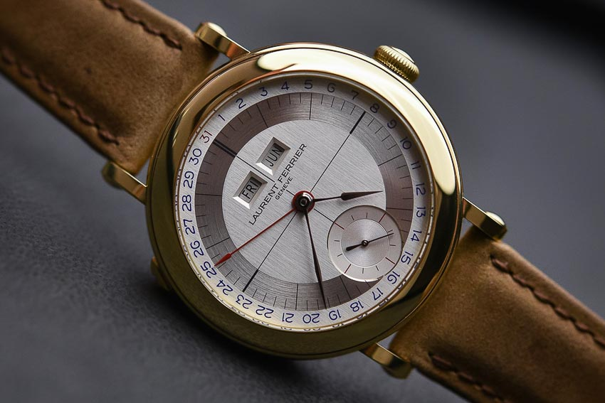 5 mẫu đồng hồ lịch thường niên tạo ấn tượng cho khởi đầu năm 2019 6