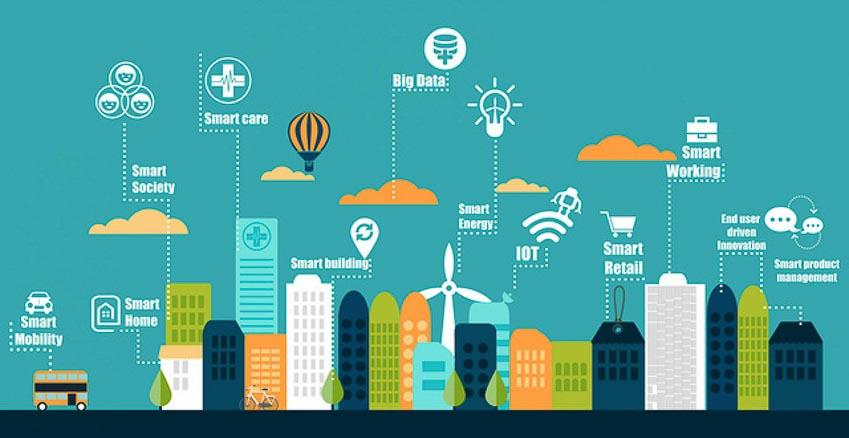 Chiến dịch xây dựng thành phố thông minh đang phát triển mạnh mẽ tại châu Á