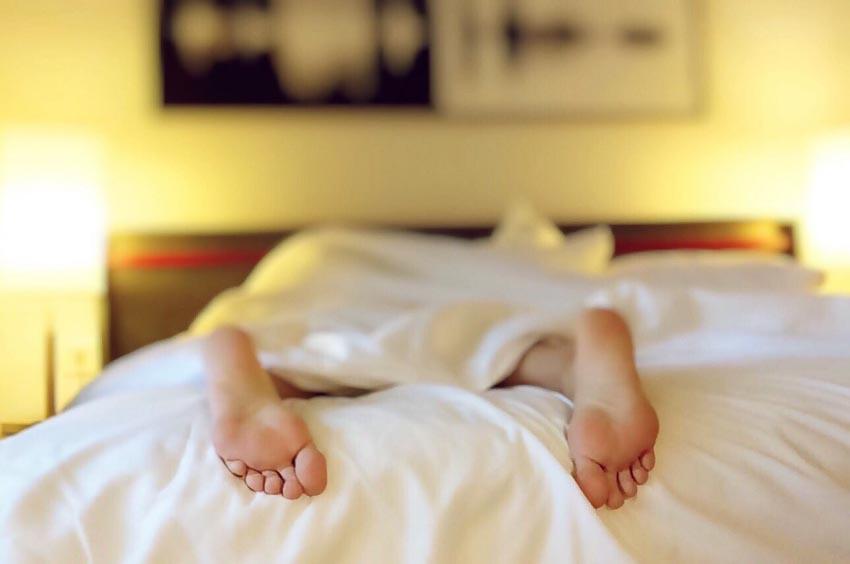 Giường là nơi chỉ để ngủ