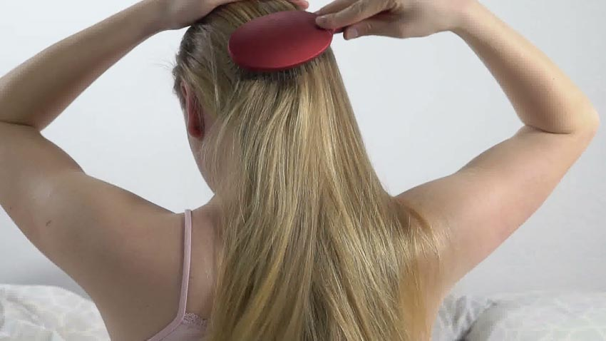 9 thói quen xấu khiến tóc xơ rối, chẻ ngọn 2