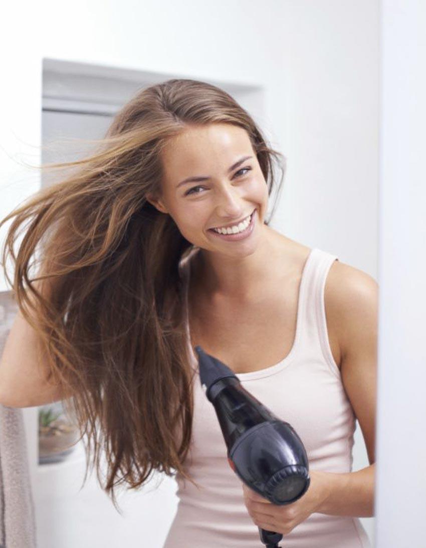 9 thói quen xấu khiến tóc xơ rối, chẻ ngọn 4