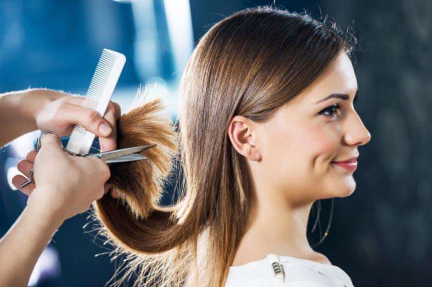 9 thói quen xấu khiến tóc xơ rối, chẻ ngọn 5