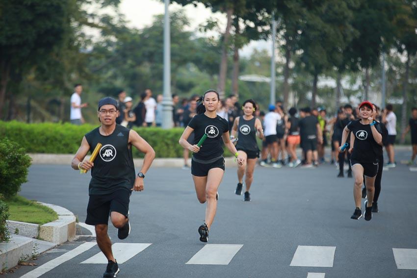 Adidas Runners Saigon: Trải nghiệm giày chạy bộ ứng dụng công nghệ NASA 2
