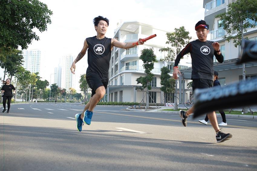 Adidas Runners Saigon: Trải nghiệm giày chạy bộ ứng dụng công nghệ NASA 3