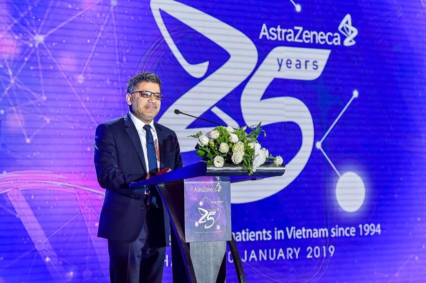 AstraZeneca công bố hợp tác với Bệnh viện K và tổ chức Plan International 1