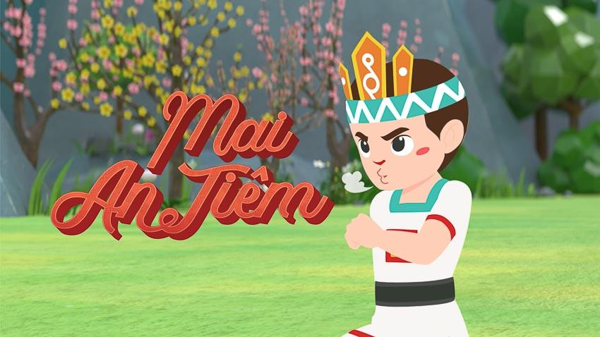 """Bộ trò chơi """"Cuộc Đua Cổ Tích"""" - Bí kíp cho con thêm yêu văn hóa dân gian ngày Tết 12"""