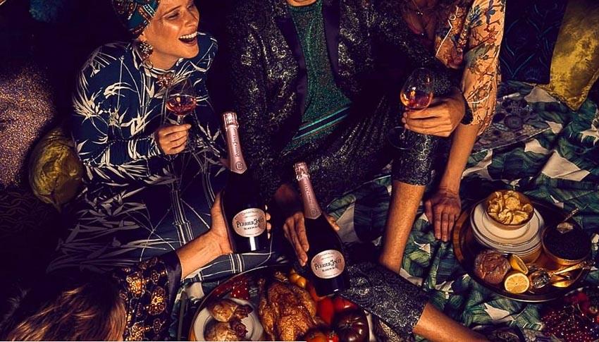 Cho tình yêu thăng hoa với hương champagne Perrier-Jouët 3