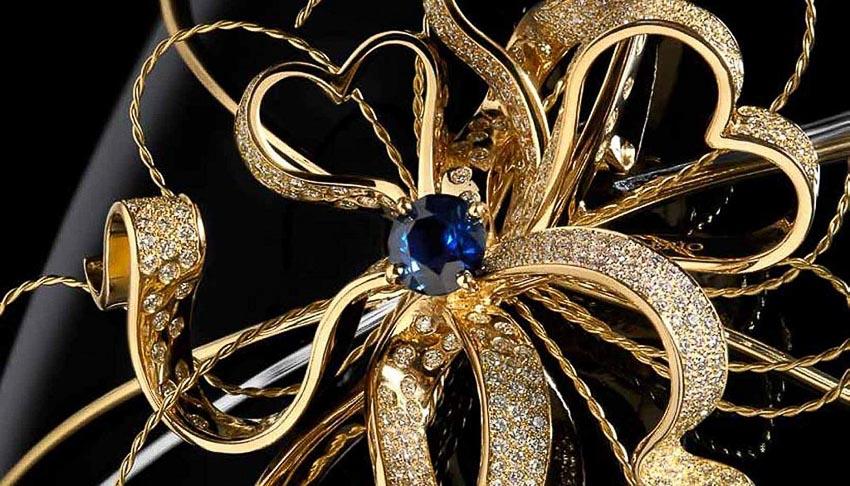 Rare Champagne ra mắt sâm-banh Rare Le Secret High Jewellery đính đá quý 4