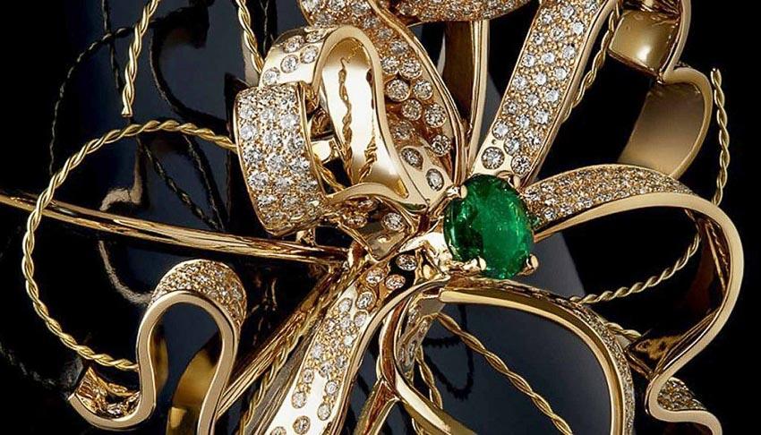 Rare Champagne ra mắt sâm-banh Rare Le Secret High Jewellery đính đá quý 8