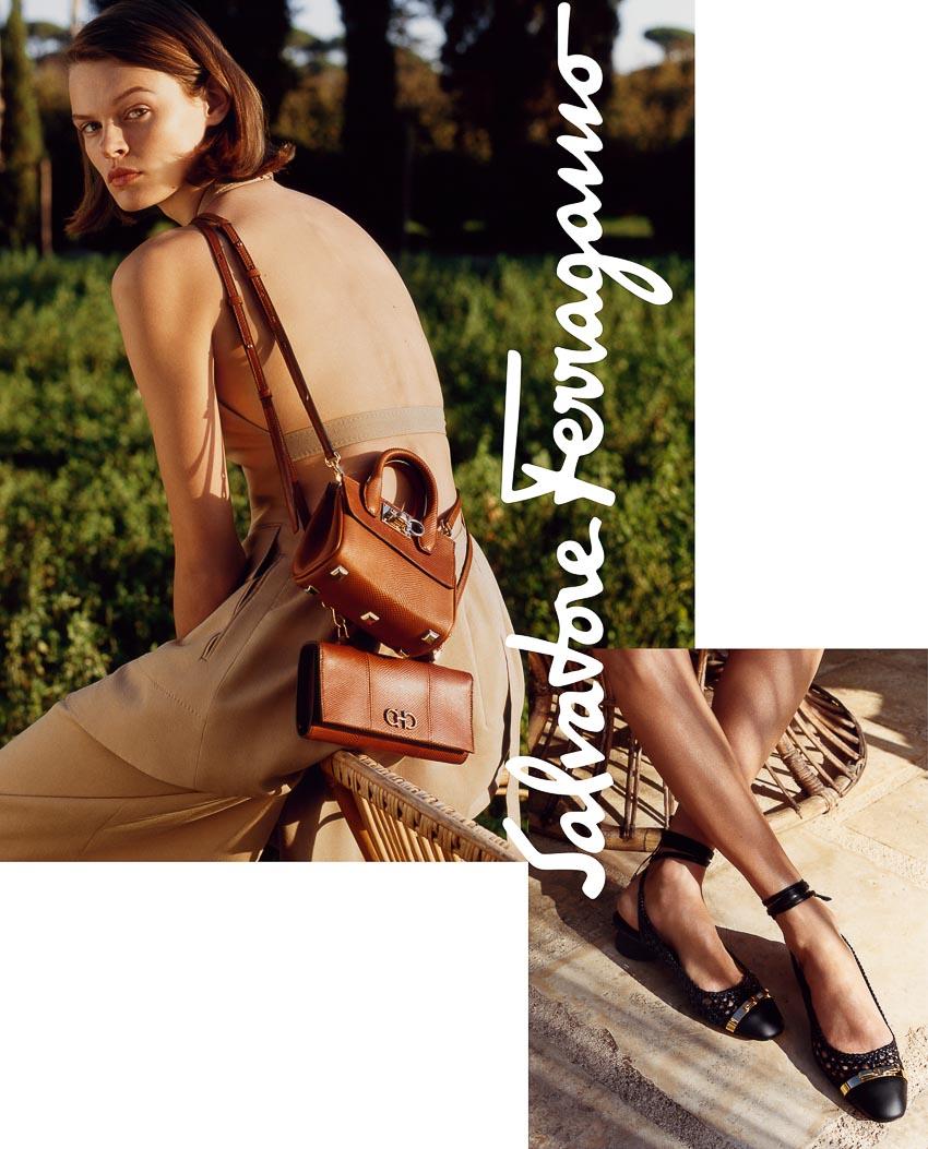 Chiến dịch quảng cáo 2019 ngập ánh nắng hè của Salvatore Ferragamo 10