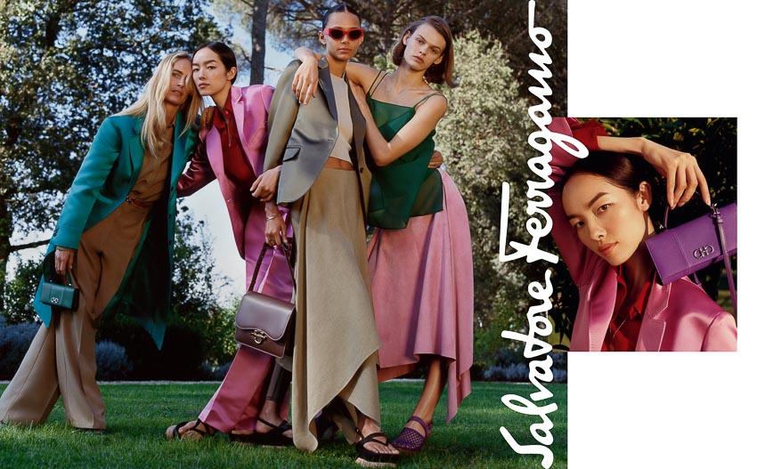 Chiến dịch quảng cáo 2019 ngập ánh nắng hè của Salvatore Ferragamo 2