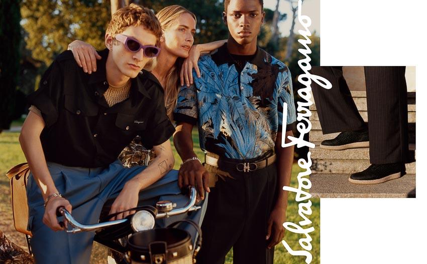 Chiến dịch quảng cáo 2019 ngập ánh nắng hè của Salvatore Ferragamo 4