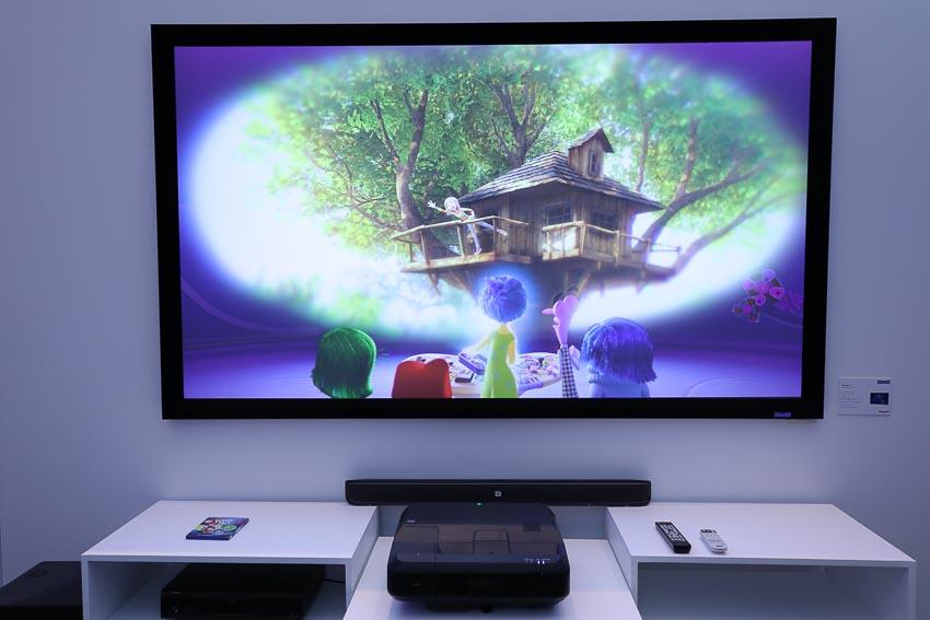 Epson ra mắt máy chiếu Laser 12.000 lumen Native 4K 3LCD 1