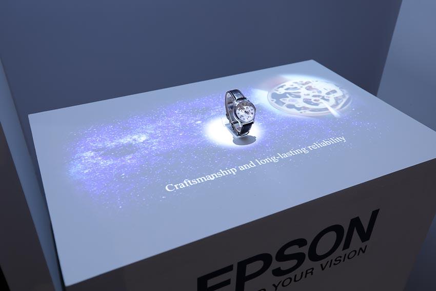 Epson ra mắt máy chiếu Laser 12.000 lumen Native 4K 3LCD 3
