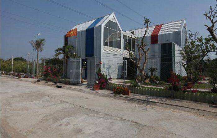 Nhà vườn Countrybox – TP.HCM