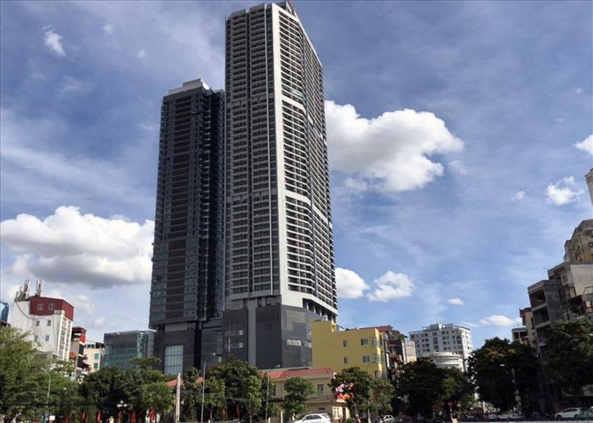 Trung tâm thương mại, văn phòng và căn hộ cao cấp Discovery – Hà Nội