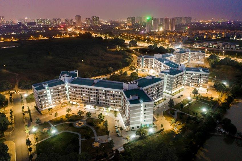 Nhà ở xã hội Hưng Thịnh – Hà Đông, Hà Nội