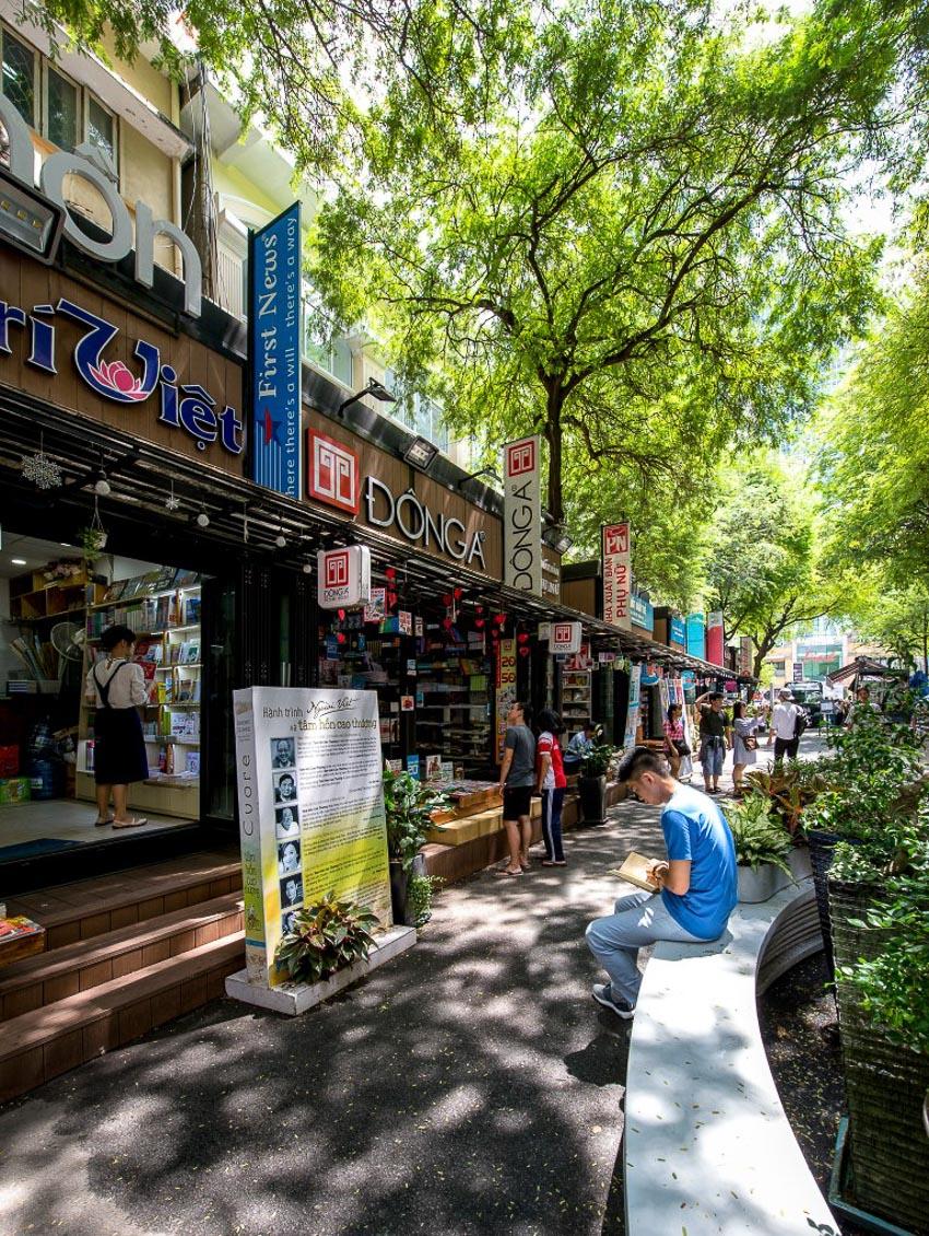 Đường sách Thành Phố Hồ Chí Minh