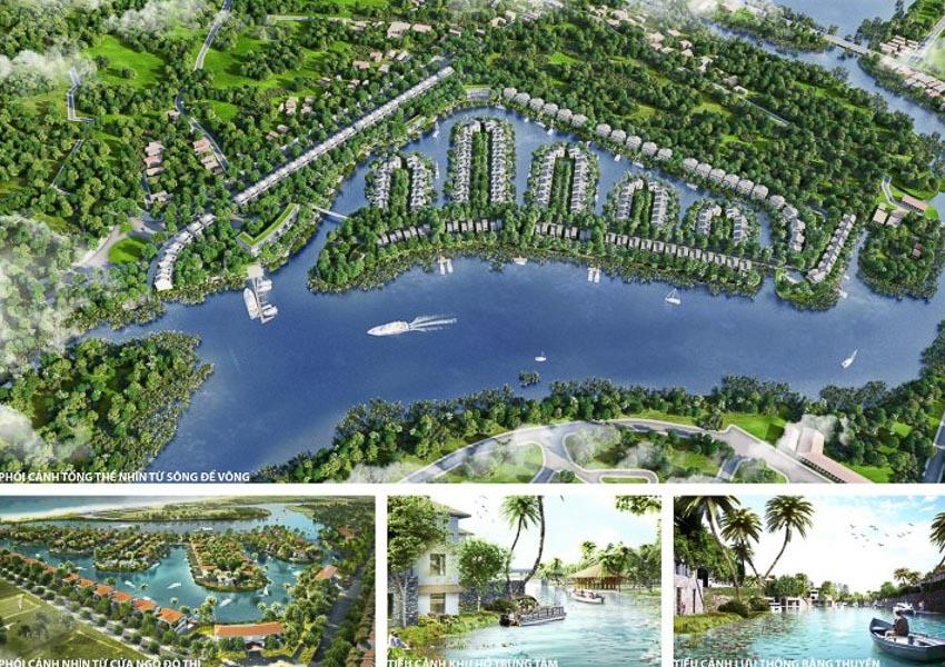 Khu đô thị Võng Nhi – Hội An, Quảng Nam