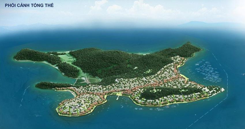 Quy hoạch chi tiết tỷ lệ 1/500 khu dân cư đảo Trí Nguyên – Phường Vĩnh Nguyên, TP Nha Trang, Khánh Hòa