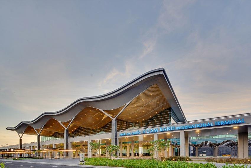 Nhà ga hành khách quốc tế cảng hàng không Cam Ranh – Cam Ranh, Khánh Hòa