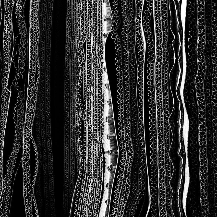 """""""Corrugations"""" – Tác giả: Glenn Homann / Chụp bằng iPhone X"""