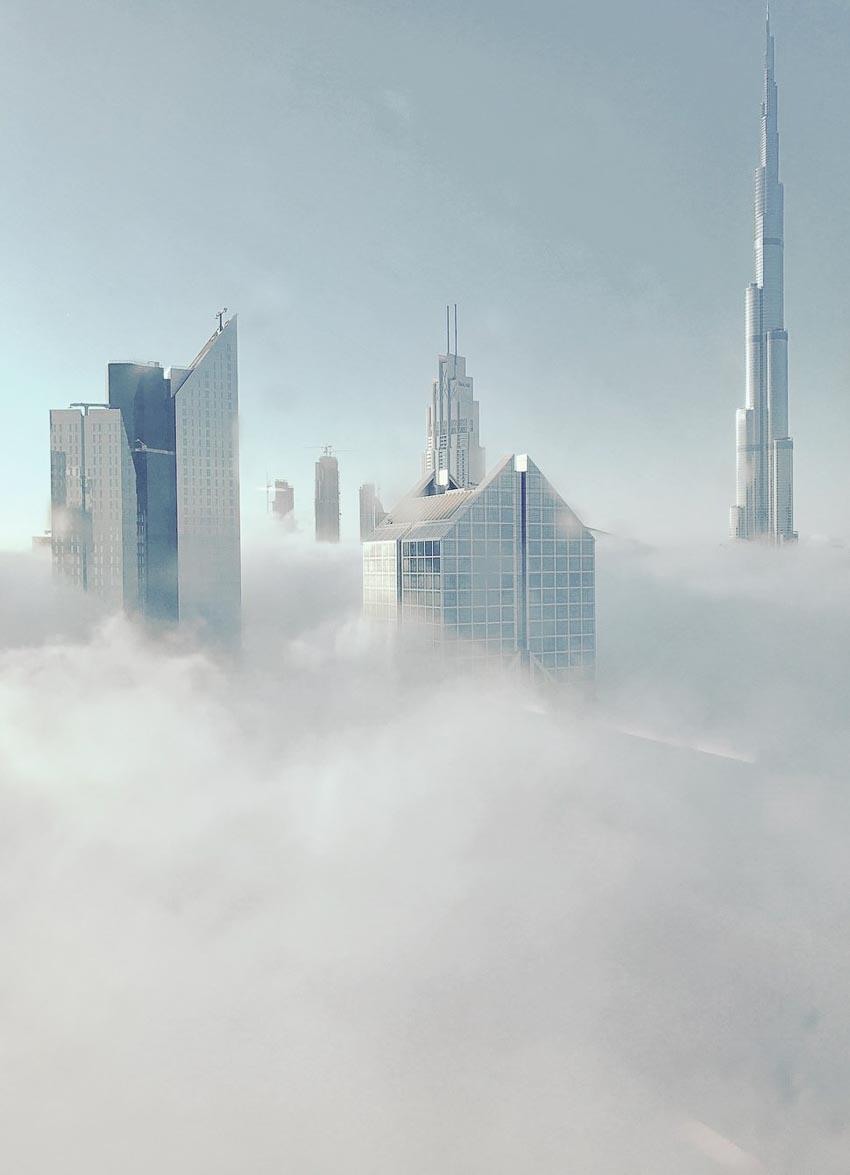 """Burj Khalifa Dubai"" – Tác giả: Nasra Al Sharji / Chụp bằng iPhone 6"