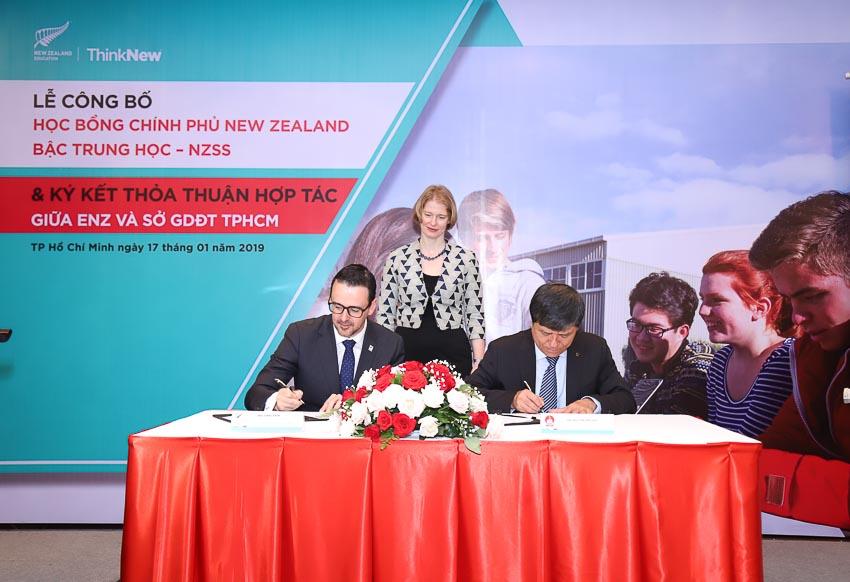 Cơ quan Giáo dục New Zealand (ENZ) công bố Học bổng Chính phủ bậc Trung học dành riêng cho học sinh Việt Nam 2