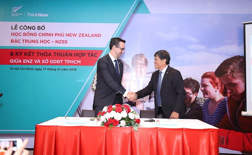 Cơ quan Giáo dục New Zealand (ENZ) công bố Học bổng Chính phủ bậc Trung học dành riêng cho học sinh Việt Nam 1