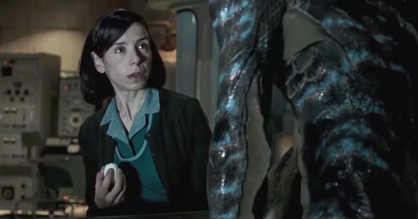 Sally Hawkins trong The Shape of Water