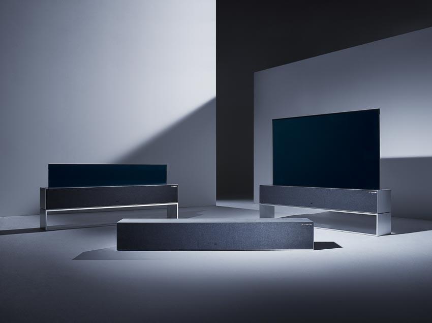 LG ra mắt TV OLED 8K88 inch và TV OLED cuộn đầu tiên trên thế giới 2