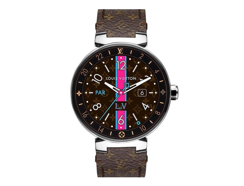 Louis Vuitton nâng cấp đồng hồ thông minh với chip Qualcomm Wear 3100 5