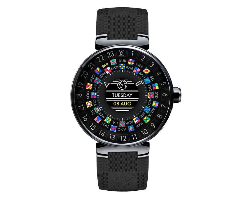 Louis Vuitton nâng cấp đồng hồ thông minh với chip Qualcomm Wear 3100 7