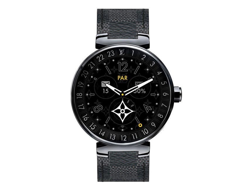 Louis Vuitton nâng cấp đồng hồ thông minh với chip Qualcomm Wear 3100 8