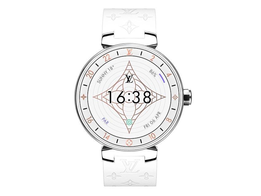 Louis Vuitton nâng cấp đồng hồ thông minh với chip Qualcomm Wear 3100 9