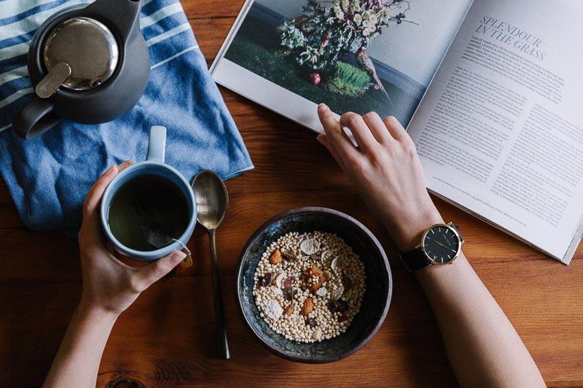 Lựa chọn thức uống tỉnh táo, trà hay cà phê tốt hơn cho sức khỏe? 1
