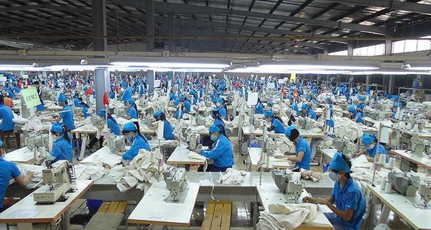 Một số doanh nghiệp ngành dệt may ở Trung Quốc đang có sự dịch chuyển sang Việt Nam, làm tăng nhu cầu lao động của ngành này