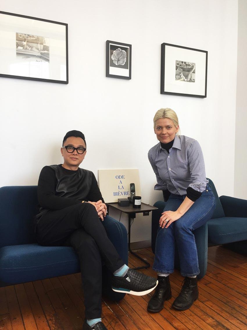 Nguyễn Công Trí được mời tham gia Tuần lễ Thời trang New York 2019 2