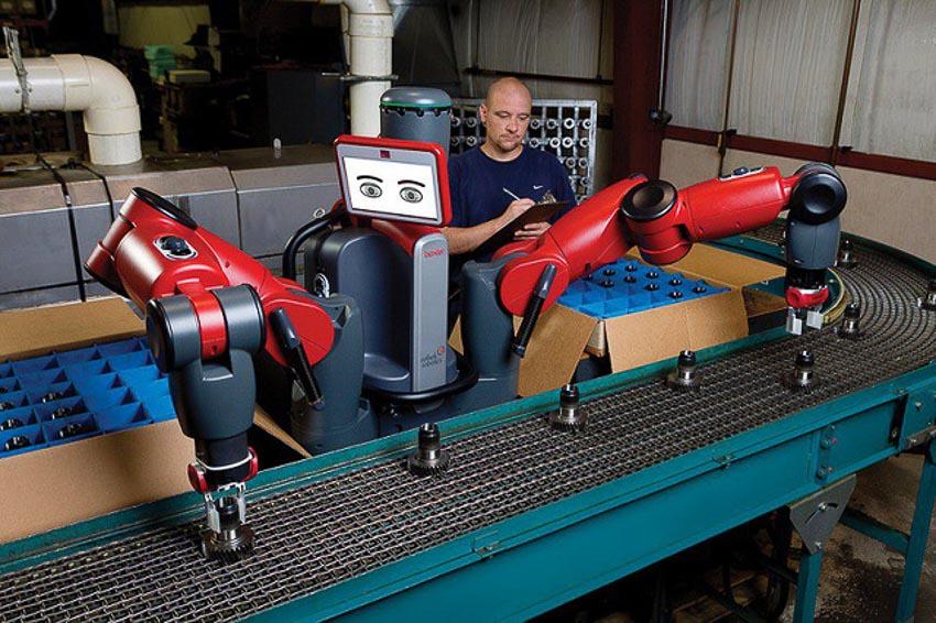 Doanh thu của công ty không đủ duy trì hoạt động. Ảnh: Rethink Robotics.
