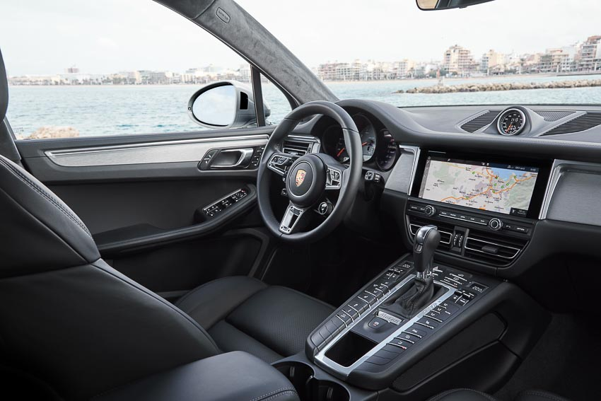 Porsche Macan S 5