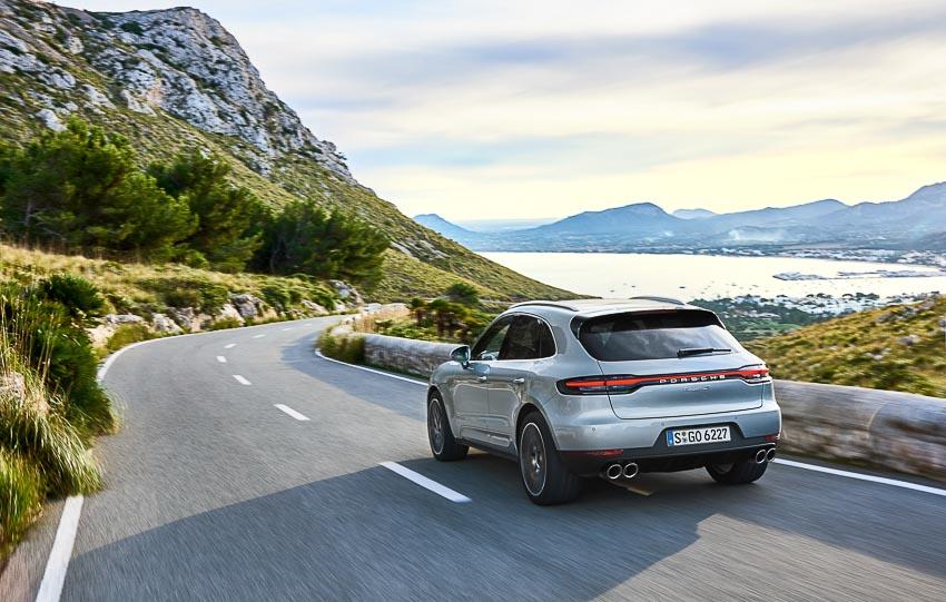 Porsche Macan S 7