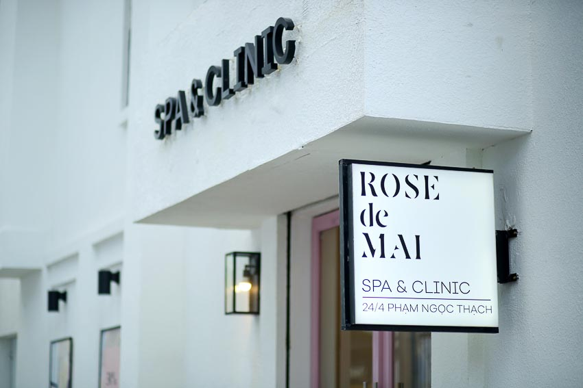 Ra mắt Rose de Mai Spa&Clinic theo phong cách Pháp 3