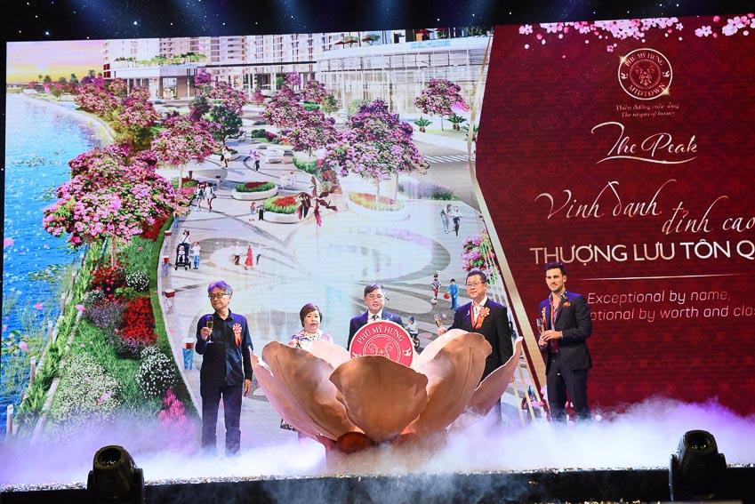 Ra mắt The Peak giai đoạn 2 - công trình cuối cùng của Phú Mỹ Hưng Midtown 2