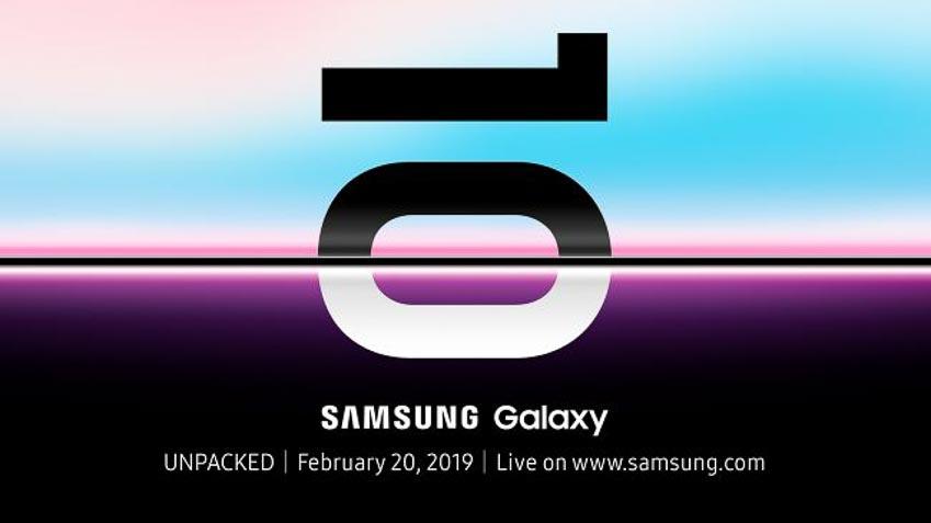 Samsung Galaxy S10 và smartphone màn hình gập 1