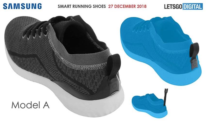 Samsung phát triển giày thông minh, dự kiến ra mắt tại CES 2019 1