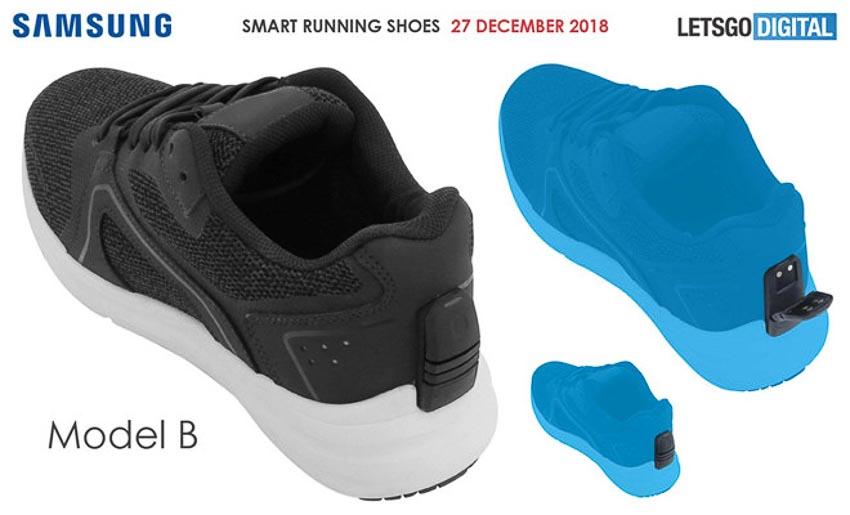 Samsung phát triển giày thông minh, dự kiến ra mắt tại CES 2019 2